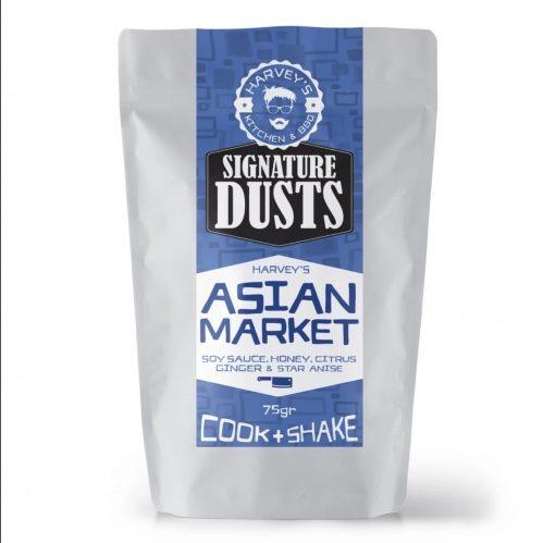 Asian Market Dust chicken wing dust