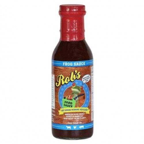 robs frog glaze sauce