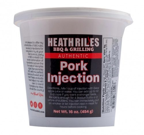 pork injection ,meat injection, barbecue