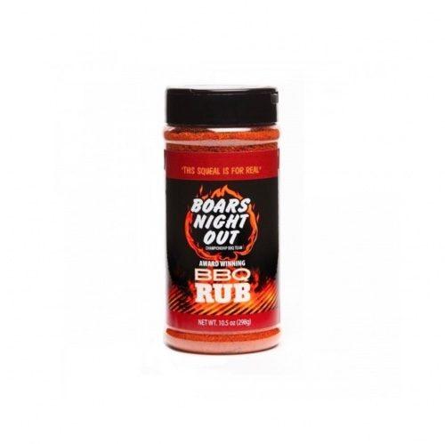 boars night out BBQ rub meat rub