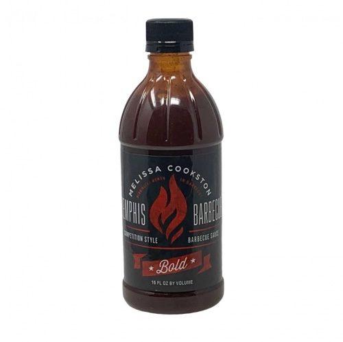 Melissa cookston Memphis barbecue bold sauce