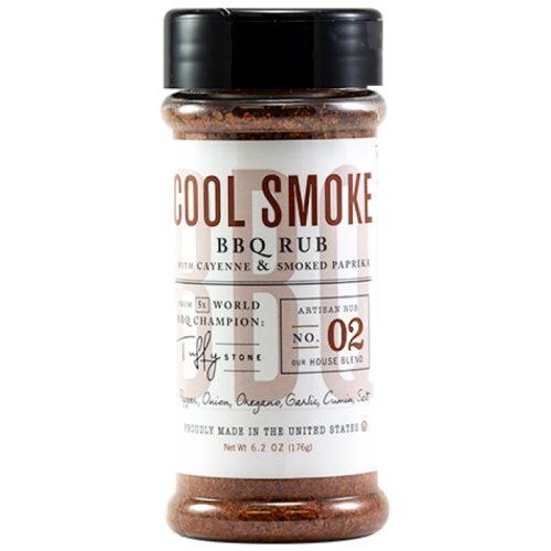 puffy stone cool smoke bbq rub meat rub