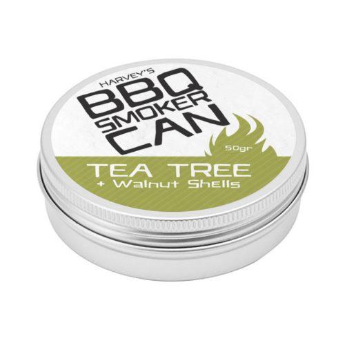 tea tree bbq smoker can