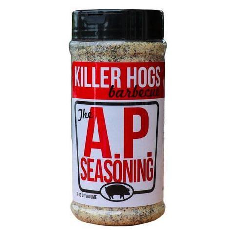 killer hogs AP rub ,seasoning ,rub, bbq