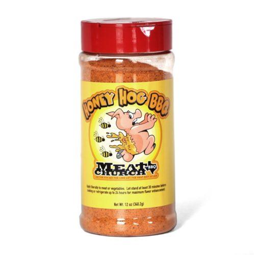 meat church, honey hog, meat rubs