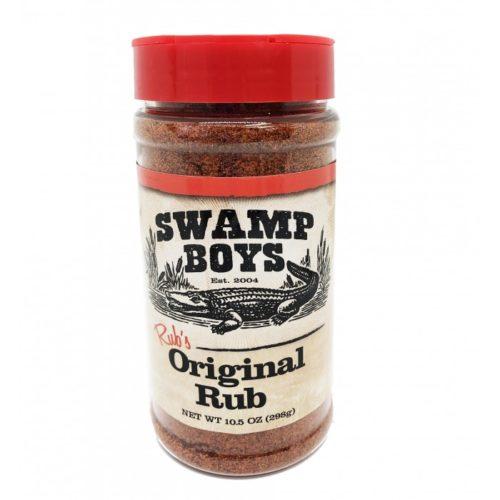 swamp boys, original rub, meat rub