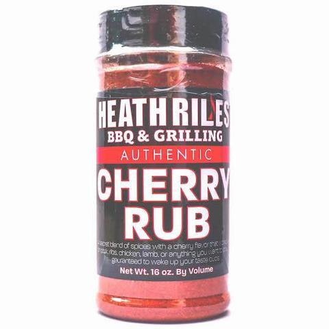 heath Rileys, cherry, rub
