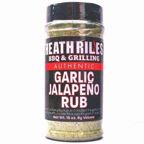 heath Rileys garlic jalapeno