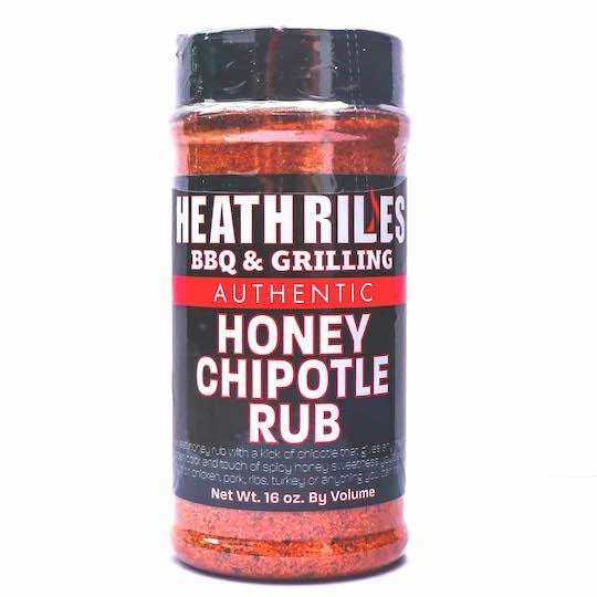 heath Rileys honey chipotle rub