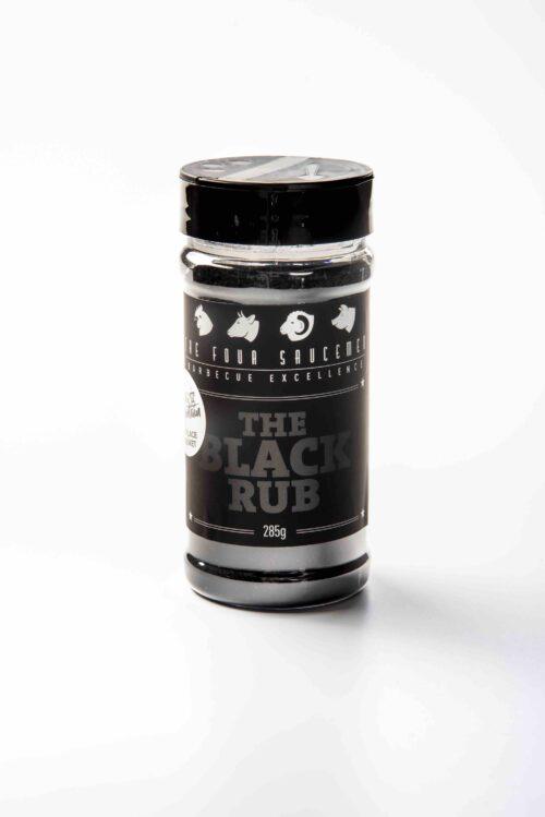 four saucemen, the black rub