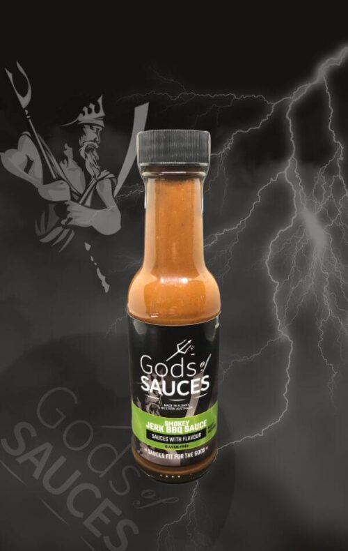 Smokey Jerk BBQ Sauc